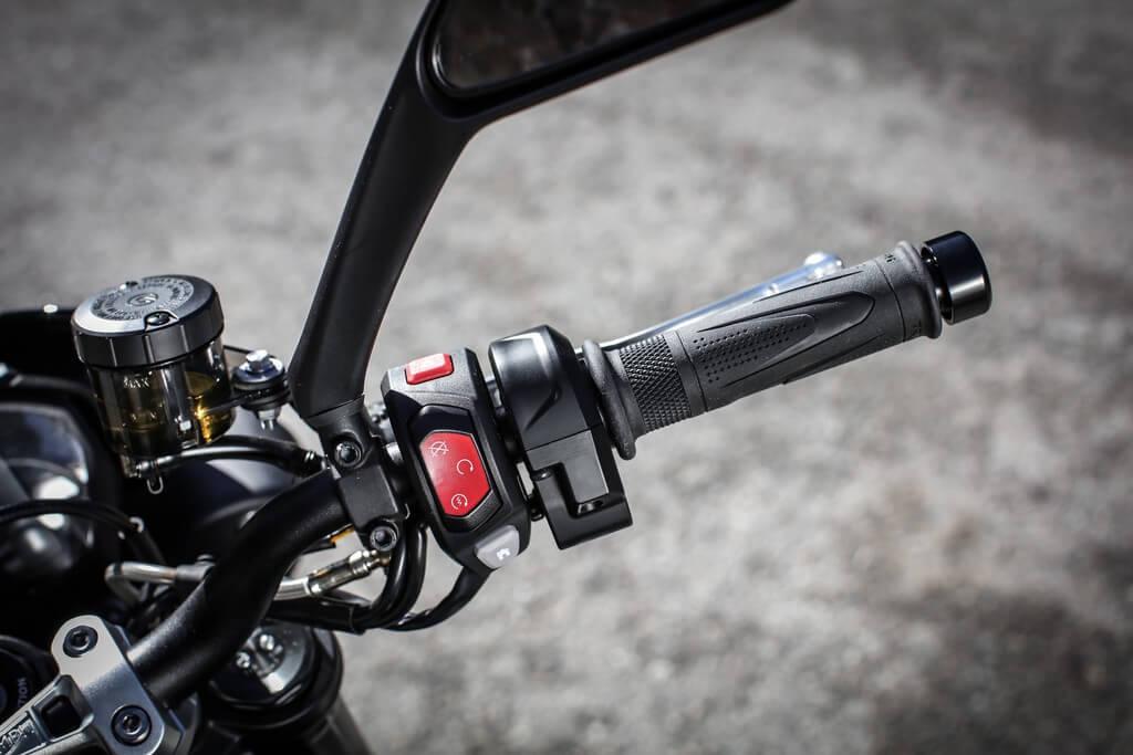 2017 Triumph Street Triple R Brake Master Cylinder
